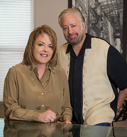 bev and sevell owners of columbus web design company