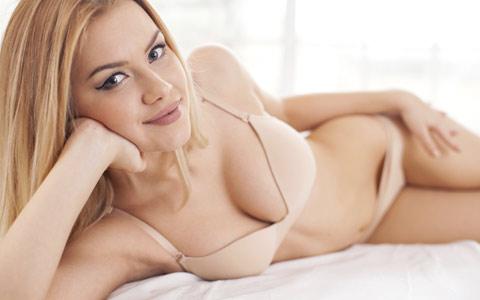 Columbus Ohio website design firm's pick for plastic surgeon's breast image