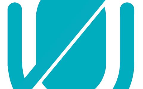 close up version of unmuted logo