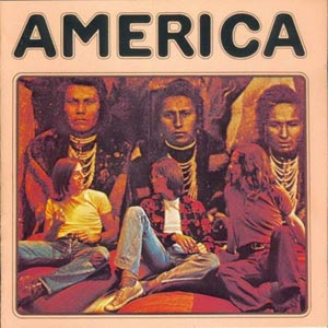 the band america's first album cover explained by columbus web design firm as it relates to semantic search