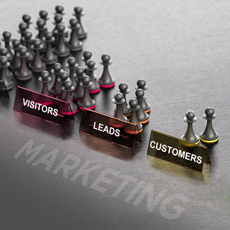the brand marketing process using chess pieces