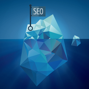 What is SEO in Columbus Ohio, the tip of the iceberg